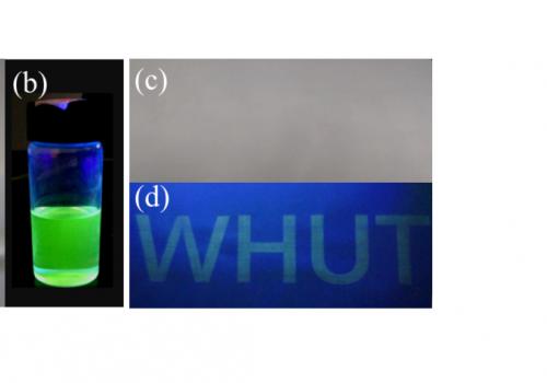 具有优异稳定性的荧光量子点喷墨打印墨水